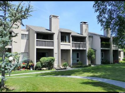Holladay Townhouse Under Contract: 1668 E Marvin Gardens St