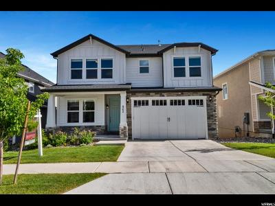 Lehi Single Family Home For Sale: 843 W 4050 N