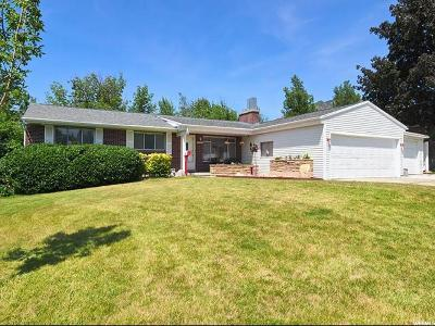 Holladay Single Family Home Under Contract: 3179 E Majestic Dr. S