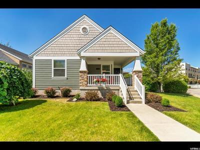 South Jordan Single Family Home For Sale: 11378 S Skylux Ave W
