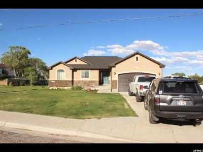 Emery County Single Family Home For Sale: 145 S Center