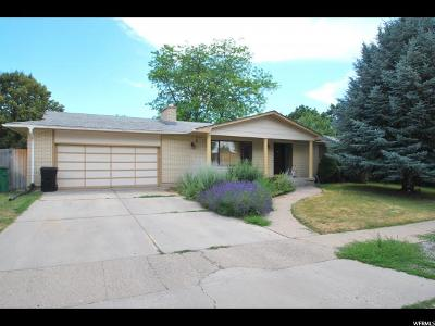 North Logan Single Family Home For Sale: 630 E 1980 N