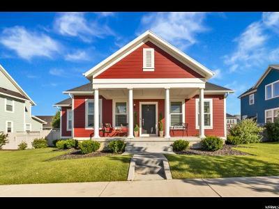 South Jordan Single Family Home For Sale: 5053 W Dock St S