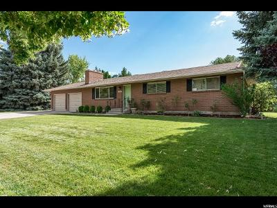 American Fork Single Family Home For Sale: 188 N 800 E