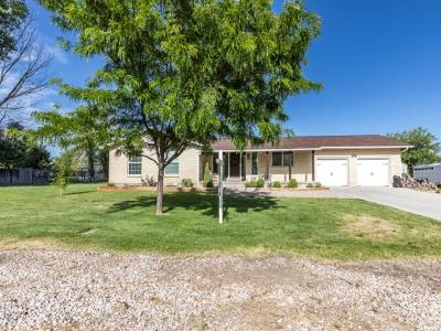Ogden Single Family Home Under Contract: 2788 S 4050 W