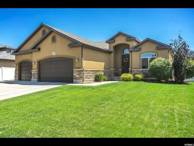 West Jordan Single Family Home Under Contract: 6367 W Tintic Ln