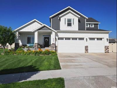 Herriman Single Family Home For Sale: 6583 W Candice View Cv