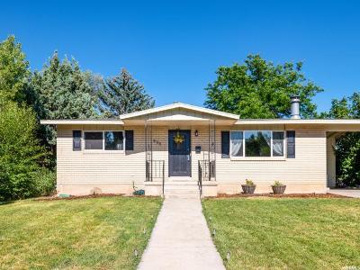 Orem Single Family Home For Sale: 855 S 550 E