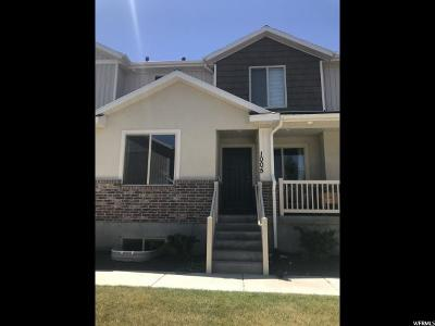 Santaquin Single Family Home For Sale: 1005 N Apple Seed Ln