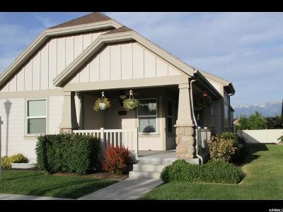South Jordan Single Family Home For Sale: 11747 S Pale Moon Ln