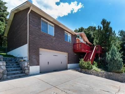 Bountiful Single Family Home For Sale: 3609 S Lexington Dr E