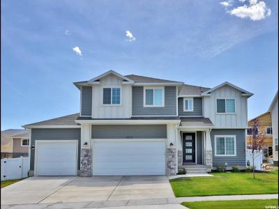 Eagle Mountain Single Family Home For Sale: 4950 E Silver Ridge Rd