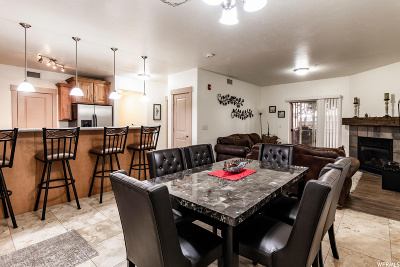 Park City Condo For Sale: 5501 N Lillehammer Ln #4204