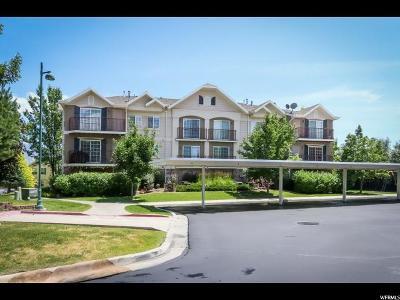 Bluffdale Condo Under Contract: 14041 S Bridgeview Ct W