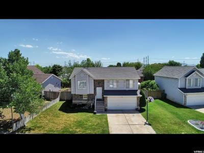 Clearfield Single Family Home For Sale: 199 W 1980 S