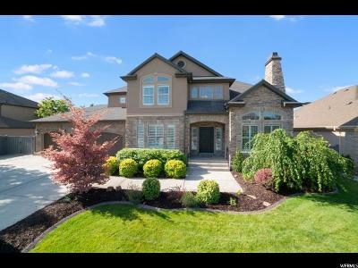 Lehi Single Family Home For Sale: 1382 E 550 N