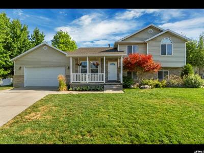 Centerville Single Family Home Under Contract: 376 W 850 N