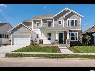 Lehi Single Family Home For Sale: 3076 W Cramden Dr N #309