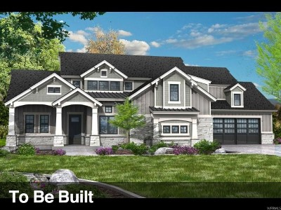 Tooele County Single Family Home For Sale: 734 E Morning Dew Cir S #837