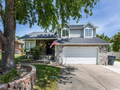 South Jordan Single Family Home For Sale: 4192 W Yorkshire Dr S