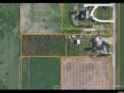Petersboro Residential Lots & Land For Sale: 1497 N 6486 W