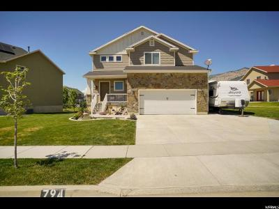 North Ogden Single Family Home For Sale: 794 E 1525 N