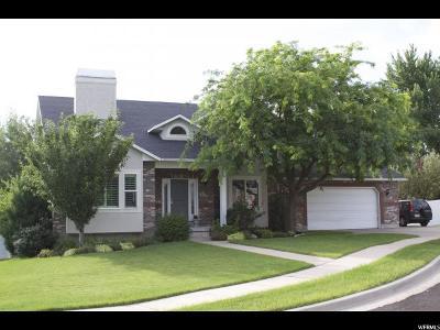 Davis County Single Family Home For Sale: 509 E 800 S