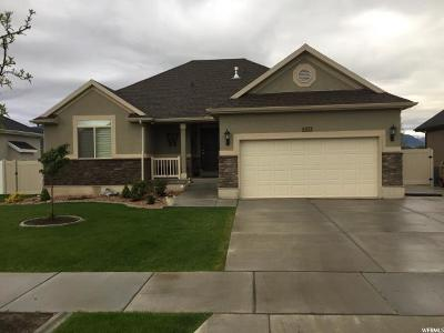 Spanish Fork Single Family Home For Sale: 2126 E 30 N