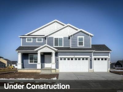Mapleton Single Family Home Under Contract: 2530 W Hancock St #86