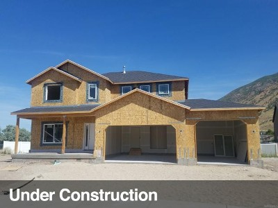 Springville Single Family Home Under Contract: 347 E 625 N #LOT 17