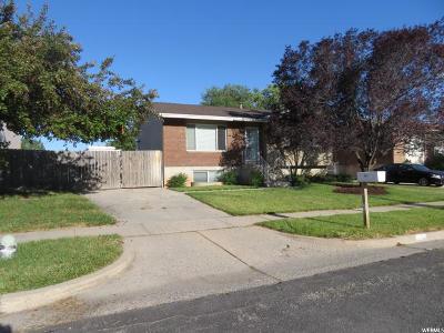 Ogden Single Family Home For Sale: 621 N Porter Ave E