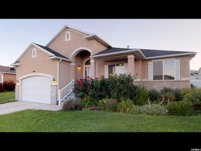 Herriman Single Family Home Under Contract: 13428 S Sunset Shadow Ln W