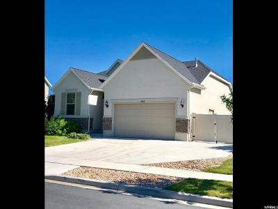 American Fork Single Family Home For Sale: 125 W 800 S