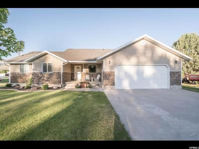 Hyrum Single Family Home For Sale: 277 S 600 E