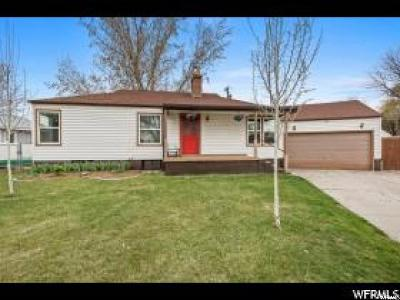 American Fork Single Family Home For Sale: 313 E Princeton Cir S
