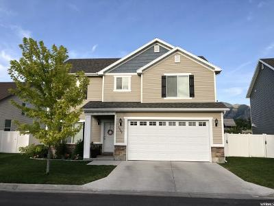 Logan UT Single Family Home For Sale: $255,000