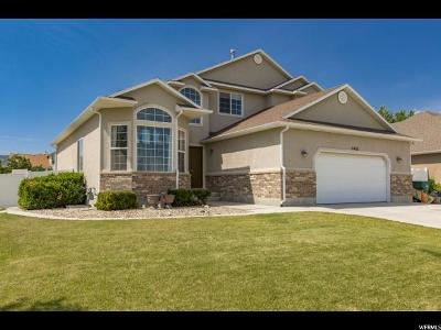 Riverton Single Family Home Under Contract: 5451 W Rosewater Dr S