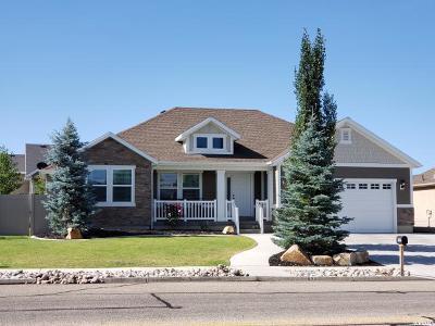 Heber City Single Family Home Under Contract: 920 E 600 S