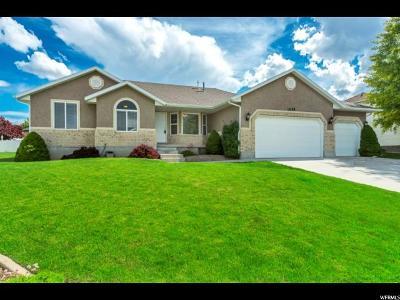 Riverton Single Family Home For Sale: 5109 W Elk Horn Peak Dr S