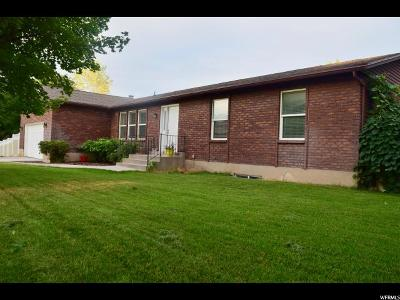South Jordan Single Family Home For Sale: 3889 W Yorkshire Dr