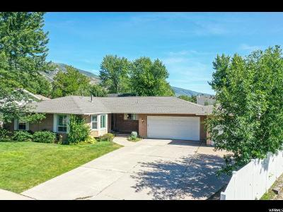 Fruit Heights Single Family Home For Sale: 764 E Village Way