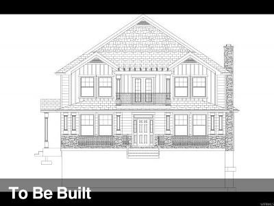 Lehi Single Family Home For Sale: 1325 Trinnaman Ln