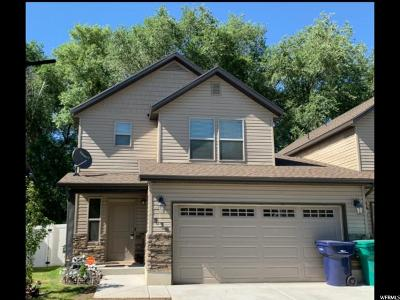 Ogden Single Family Home For Sale: 836 E Quinn Ct