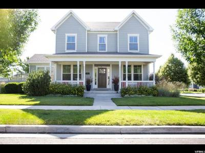 South Jordan Single Family Home For Sale: 11123 S Sunup Way W