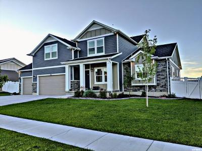 Herriman Single Family Home For Sale: 7462 W Single Leaf Dr