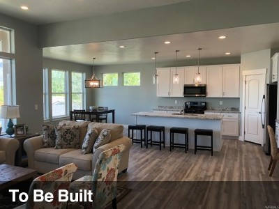 Payson Single Family Home For Sale: 372 S Loafer View Dr