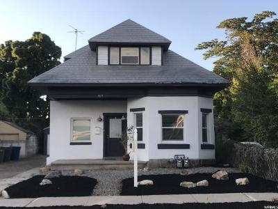 Salt Lake City Multi Family Home For Sale: 425 E Garfield S