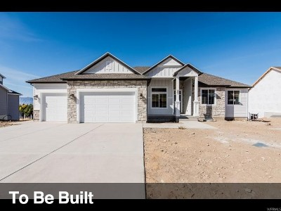 Nibley Single Family Home For Sale: 3596 S 250 W