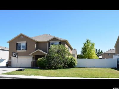 Lehi Single Family Home For Sale: 2901 W Willow Way