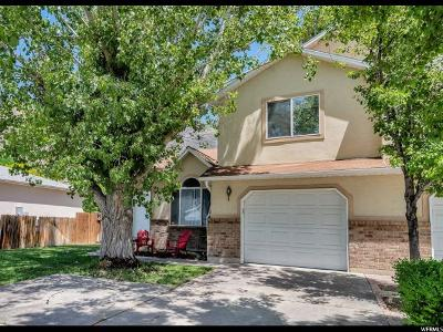 Springville Single Family Home For Sale: 288 N 450 E